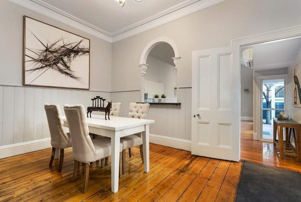 Dining room makeover by Fix Sell Pay